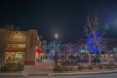 Downtown Grand Junction, CO  Christmas Lights