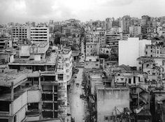 Beirut 1991. Intervista a Gabriele Basilico. FotoGrafia - Festival ...
