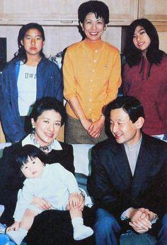 Crown Prince Crown Princess Princess Takamado Princess Ayako Princess Noriko