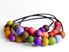 Necklaces - Blueberry