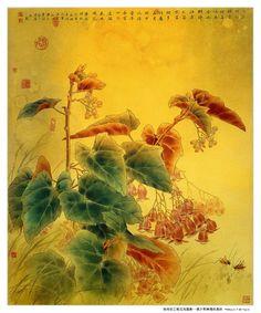 Zou Chuan-an Chinese Art Painting 2