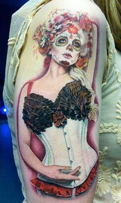 Tattoo Artist - David Corden | www.worldtattoogallery.com/tattoo_artist/david_corden