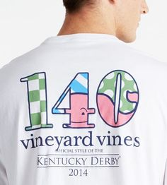 vineyard vines® Derby Pocket Whale 140 Tee