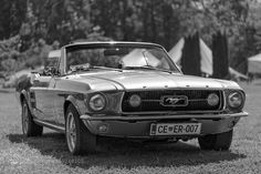 1965 Ford Mustang GTA Convertible by BojanPorenta