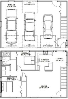 Top 15 Metal Barndominium Floor Plans for Your Dream Home! (HQ Plans) #Barndominiumfloorideas
