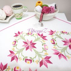 Crossstitch rug
