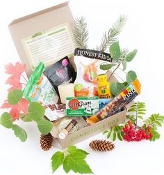 Greener Birchbox alternatives--natural vegan beauty products subscriptions