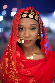 Sudanese wedding, magical outfits! | Her Big Day