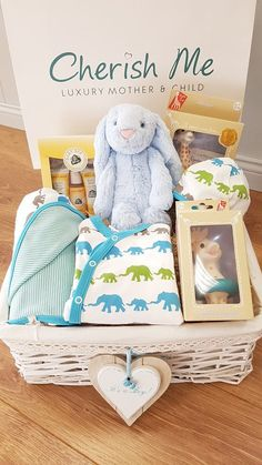 Cherish Me Dublin Baby Shower Hamper, Baby Gift Hampers, Unique Baby Gifts, Personalized Baby Gifts, Baby Changing Bags, Baby Comforter, Gifted Kids, Baby Swaddle, Baby Boutique
