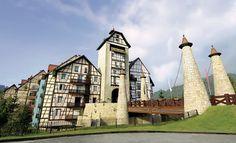 Colmar Tropicale - A French Themed Resort, Berjaya Hills (Bukit Tinggi)