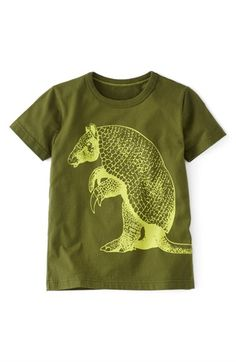 Mini Boden 'Animal Drawing' T-Shirt (Toddler Boys, Little Boys & Big Boys) available at #Nordstrom