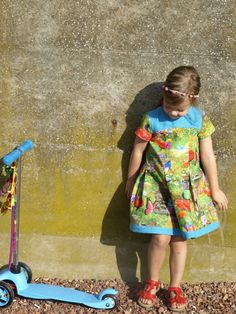 Jaanu in Wonderland... Patroon Straight Grain  Meer op http://magnifieka.blogspot.be