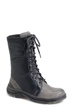 Børn+'Maran'+Mixed+Media+Boot+(Women)+available+at+#Nordstrom