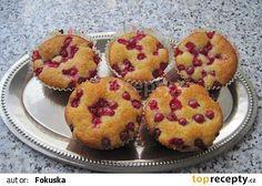 Rychlé rybízové muffiny recept - TopRecepty.cz 20 Min, Cupcakes, Breakfast, Food, Morning Coffee, Cupcake Cakes, Essen, Meals, Yemek