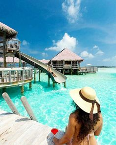 The Maldives Islands - Gili Lankanfushi Island Resort