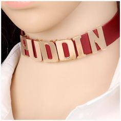 Halloween Cosplay Costume 3 Colors suicide squad Harley Quinn Necklace Accessori... , Halloween Cosplay, Cosplay Costumes, Halloween Costumes, Halloween Makeup, Harley Quinn, Puddin Choker, Joker Outfit, Sans Cosplay, Wizard Costume