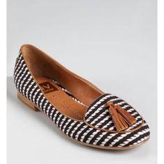 New! Dv Dolce Vita Damala, Tassel Flat Loafers 10