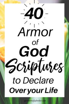 How to Put on the Full Armor of God as a Powerful Prayer -