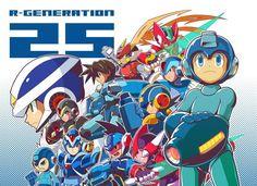 Tags: Rockman, Rockman.EXE, Megaman Legends, RockMan (Character), Zero (Megaman Zero), Rockman Zero, Megaman Starforce, Megaman Volnutt, Rockman X, Hoshikawa Subaru, Rockman ZX, Vent, X (Mega Man X), Hikari Saito, Rockman ZX Advent, Grey (Rockman ZX Advent), Over-1