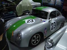 Love this Porsche 356!