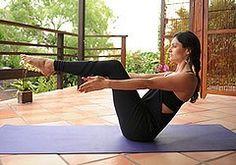 Yoga para fortalecer el abdomen - RunMX