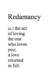 """Redamancy: """"redamancy is distinguished from most of the other words about love in that it is one of the few that specifies reciprocity."""" words Word of the Day: Redamancy - Hugo House Unusual Words, Weird Words, Rare Words, Unique Words, New Words, Cool Words, Words About Love, Interesting Words, Words That Mean Love"""