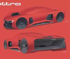 Car Design Sketch, Car Sketch, Exterior Rendering, Ultimate Garage, Porsche 928, Car Racer, Car Painting, Transportation Design, Automotive Design