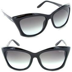 Tom Ford Lana FT0280 Sunglasses - 01B Glossy Black (Gray Gradient Lens) - 59mm Tom Ford,http://www.amazon.com/dp/B009SL3RJ8/ref=cm_sw_r_pi_dp_-dHzrbC7F5A74AA3