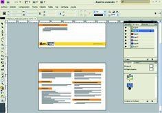 Aprende nociones de composición de texto y diseño de publicaciones sencillas con el programa de maquetación y realiza trabajos de acabado profesional con el programa Adobe Indesign