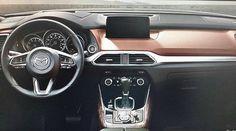 2016 Mazda CX 9 - interior