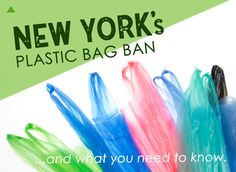 As Earth month continues, the single use bag ban has gone into full effect in New York. Governor Cuomo has signed into legislation that bans the sale of single use plastic bags. Here's what you need to know - NEW! on our blog.