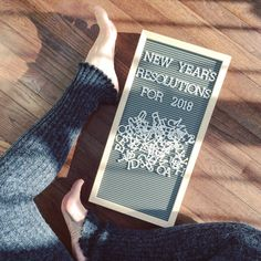 Resolutions for the New Year (Or The Lack Thereof) | always alicia #newyear #newyearsresolution #newyearsday