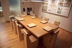 Studio 71   #kshop #mobili #cartone #ecologico #sostenibile #design #arredamento #sedia #ufficio