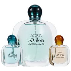 Shop Gioia Twist Set by Giorgio Armani at Sephora. This set contains Acqua di Gioia Eau de Parfum plus samples of Air di Gioia and Sun di Gioia.