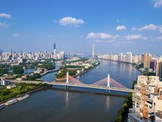 Top 15 Places to Go in 2015 - Guangzhou, China - China Southern Airlines has launched direct flights between JFK and the trading port of Guangzhou—a blessing for business travelers. Plus, Guangzhou's arts scene is growing almost as quickly as its economy. Check out the Rem Koolhaas–designed Times Museum, then fill up on dim sum in the buzzy Taojin Lu neighborhood. —Alice Newell-Hanson