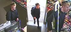 Latest news Police release CCTV images following Currie break-ins