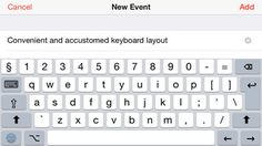 Classic Keyboard on App Store:   Are you sick and tired to switch a keyboard between letters and digits? Are you bored with toneless gray keyboard? Express yourself and improve your p...  Developer: Orjen Solutions  Download at http://ift.tt/1ucqIYN