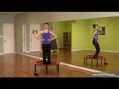 bellicon Beginner Workout by Faith Caruso (Sixpax Inc.) - YouTube