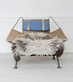 Flagline Chair, Hans J Wegner