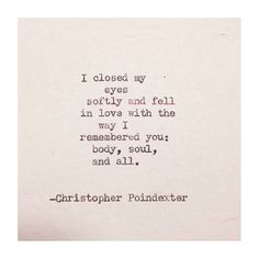 The Universe and Her, and I poem #91 written by Christopher Poindexter