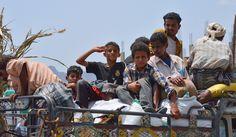 https://flic.kr/p/oefuwi | Truckload, Yemen