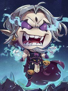 Retour Image de Maître Vampire Krosmaster Game Character Design, Character Concept, Character Art, Cartoon Styles, Cartoon Art, Chibi Superhero, Character Illustration, Illustration Art, Trill Art