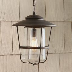 Birch Lane Remington 1 Light Outdoor Hanging Lantern