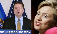 BLOCKBUSTER: FBI Director Comey's Statement Just RADICALLY Changed, EXPOSES Hillary