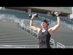 How to Do a Lateral Shoulder Press : Exercise & Fitness Tips