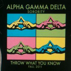 Alpha Gamma Delta <3
