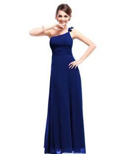 Ever Pretty Flower Ruffles One Shoulder Empire Line Formal Dress 09596, HE09596SB08, Sapphire Blue, 6US Ever-Pretty,http://www.amazon.com/dp/B008CV5F22/ref=cm_sw_r_pi_dp_LJw.rb0HZEBPZNPF