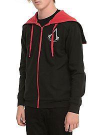 HOTTOPIC.COM - Assassin's Creed Black Zip Hoodie