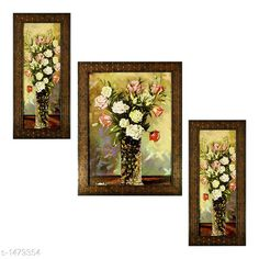 Checkout this latest Paintings_500-1000 Product Name: *Spiritual Wall Painting* Material: Wood and Plastic Size: Frame 1 (L x W) - 6 In x 13 In Frame 2 (L x W) - 10.2 In x 13 In Frame 3 (L x W) - 6 In x 13 In Description: It Has 3 Pieces Of Frames With Paintings (Glass Is Not Included) Work: Printed Country of Origin: India Easy Returns Available In Case Of Any Issue   Catalog Rating: ★4.1 (896)  Catalog Name: Spiritual Colorfull Wall Paintings CatalogID_192008 C127-SC1611 Code: 103-1479354-756