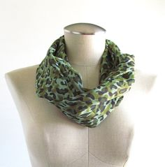 Hey, I found this really awesome Etsy listing at https://www.etsy.com/listing/123536189/green-leopard-scarf-leopard-infinity